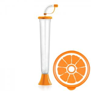 Fruit cup 400 ml Orange