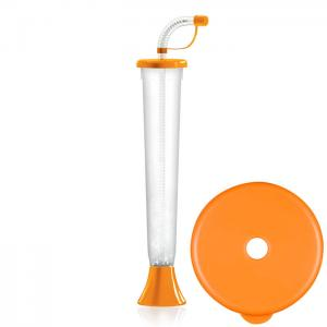 Plain cup 400 ml Orange
