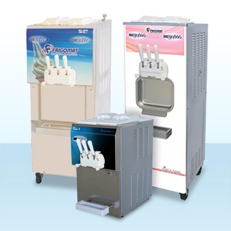 Eismaschinen  Softeismaschine, Frozen Yogurt Maschine günstig kaufen, mieten ...