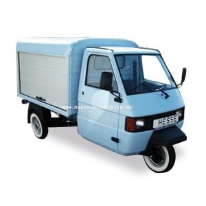Verkaufsbobil Piaggio Ape TM