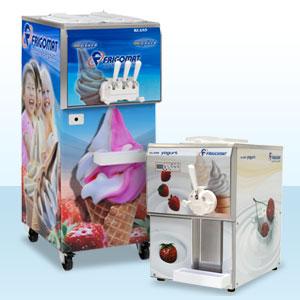 Profi Eismaschinen zum Kaufen und Mieten