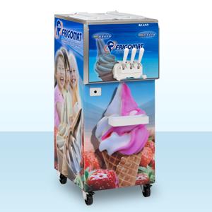 Softeismaschinen und Frozen Yogurt Maschinen