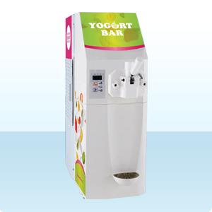 Minigel Frozen Yogurt und Softeis Maschinen