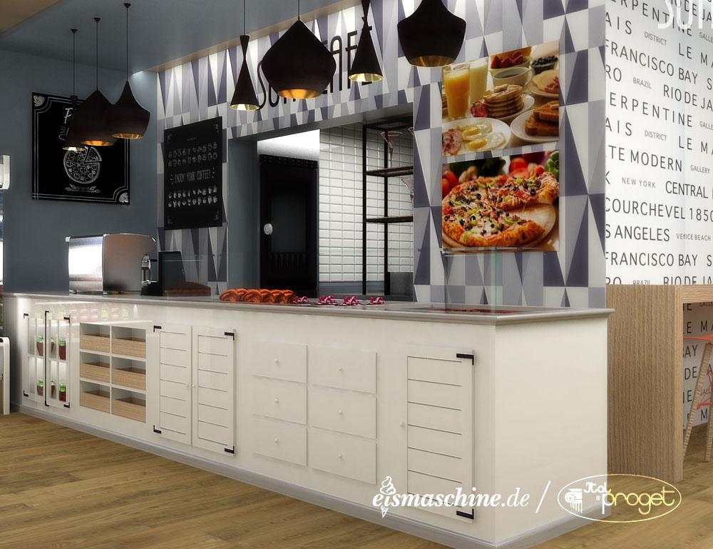 eisdiele oder eiscafe komplette einrichtungen von. Black Bedroom Furniture Sets. Home Design Ideas