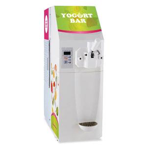 Italienische Softeis Maschine Yogurtbar
