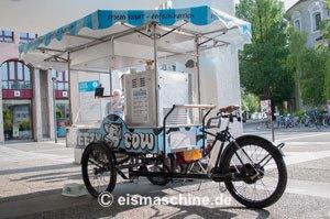 Frozen Yogurt Bike