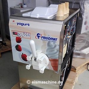 gebrauchte Softeismaschine Kiss 1 Yogurt