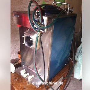 gebrauchte Softeismaschine Nissei NA-9226