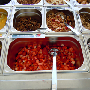 Beispiele Toppings