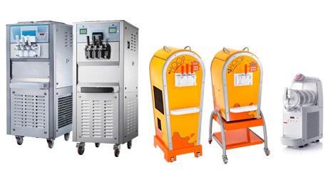 Eine kleine Auswahl unserer Maschinen